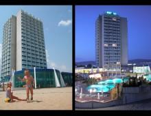 """Хотел """"Бургас Бийч"""", к.к.Слънчев бряг – 2001г."""