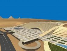 Конкурс за: Музей на Египетската култура и история – Кайро – Египет – 2003г.