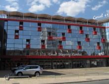 Търговски център и офис сграда Корал – Слънчев бряг – 4 500 кв. м . – 2006-2007 г.