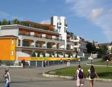 Жилищна сграда – във Вилна зона Зора, к.к.Слънчев Бряг – проект – 2007г.