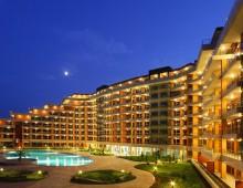 """Луксозен апартаментен хотел """"Петерхаус"""" – к.к.Слънчев бряг – 2009г."""