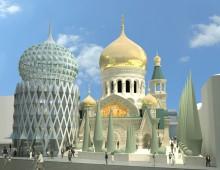 Конкурс за: Руска църква в центъра на гр.Париж-Франция