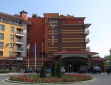 """""""Мираж"""" – Жилища за сезонно ползване и Хотел 4 звезди – гр.Несебър – 2005-2007г."""