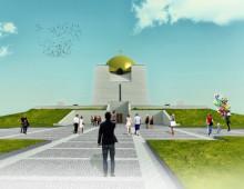 Пантеон на Възрожденците, гр.Русе – 10.2014г.